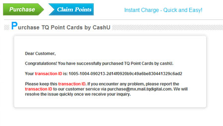create cashu account
